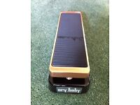 MXR Joe Bonamassa Wah Wah Pedal For Sale