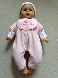 ELC CUPCAKE INTERACTIVE DOLL