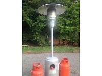 Large Gas Patio Heater * Only Used Twice *