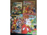 Rupert Daily Express Annuals