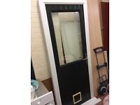 Composite door, like new, could deliver
