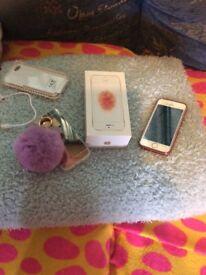 IPhone se (like new)
