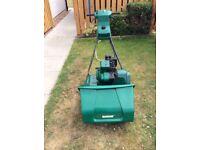 Qualcast Suffolk Punch Lawnmower key / pull start