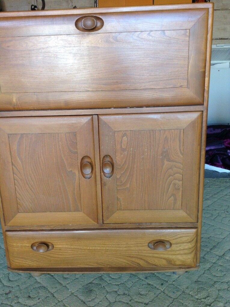 Ercol Dresser Drinks Cabinet