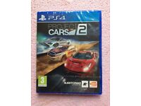 Brand new PS4 project cars 2
