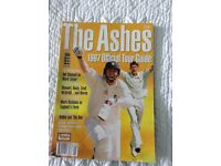 The Ashes 1997 The Official Cricket Tour Guide from the ECB