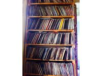 "APPROX 3000+ VINYL RECORDS 7"" SINGLES"