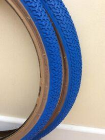 Kenda 20x1.75 BMX tyres new