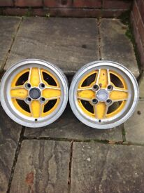 Ford RS 2000 wheels
