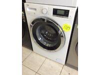 BEKO WY104764MW 10kg 1400spin White Washing Machine with 4 MONTHS WARRANTY