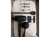 Lot of vintage tools.