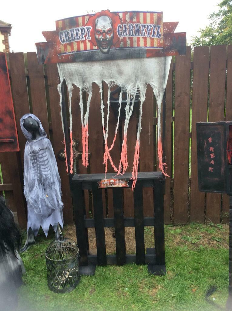 Halloween Circus Props | Halloween Circus Stall Prop See Other One Off Props In