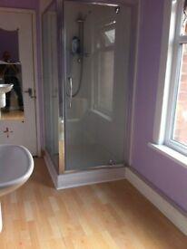 room in shared house £70 per week Newark DWP welcome