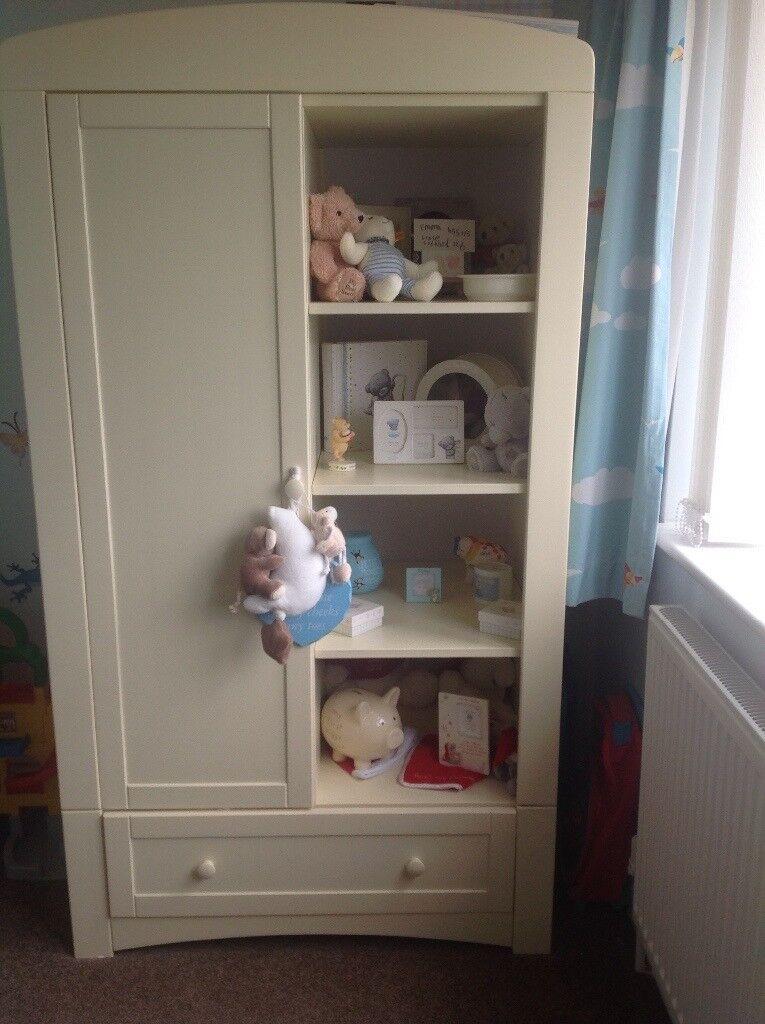 Babies R Us Henley Nursery Furniture Set In Cream In Attleborough