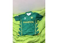 Pakistan Cricket Shirt 2017