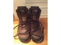 Meindl gortex waterproof walking boots size 10.5