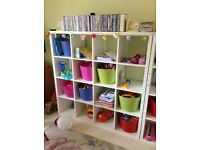 IKEA white shelving unit x 2 - just £30 each!