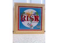 RISK Nostalgia Edition Board Game (NEW) - HARROW