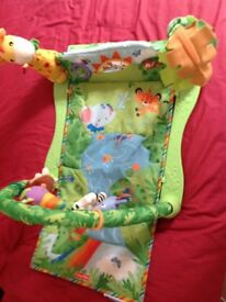 Fisher Price playmat/ playgym
