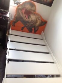 Dinosaur children's single bed for sale 35£