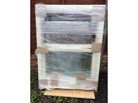 Brand New Wooden Sash Window 905 mm(width) x 1205 mm(height)