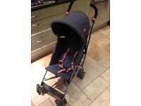 McLaren Triumph pushchair - stylish grey £45