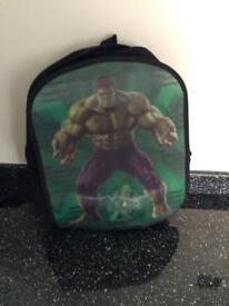 Hulk rucksack bag