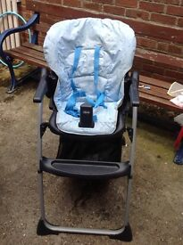 Bargain!! Home clearance High chair chicco