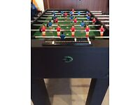 Football table free standing by debut