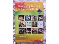 Early childhood studies BOOK - Developing learning in early childhood