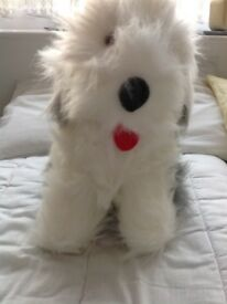 Dulux Old English Sheep Dog (soft toy)