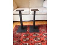 HiFi speaker stands made by Target (UK)