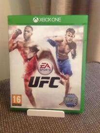 UFC for Xbox One