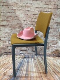 Mustard Meeting Chair