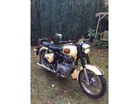 Royal enfield motor bike