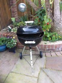 Webber Kettle Black Charcoal BBQ
