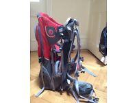 LittleLife baby / toddler backpack (putney)
