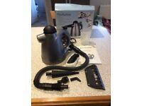 ProAction handheld steam cleaner