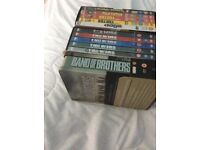3 DVD Fullseries Boxsets. Great Deal.