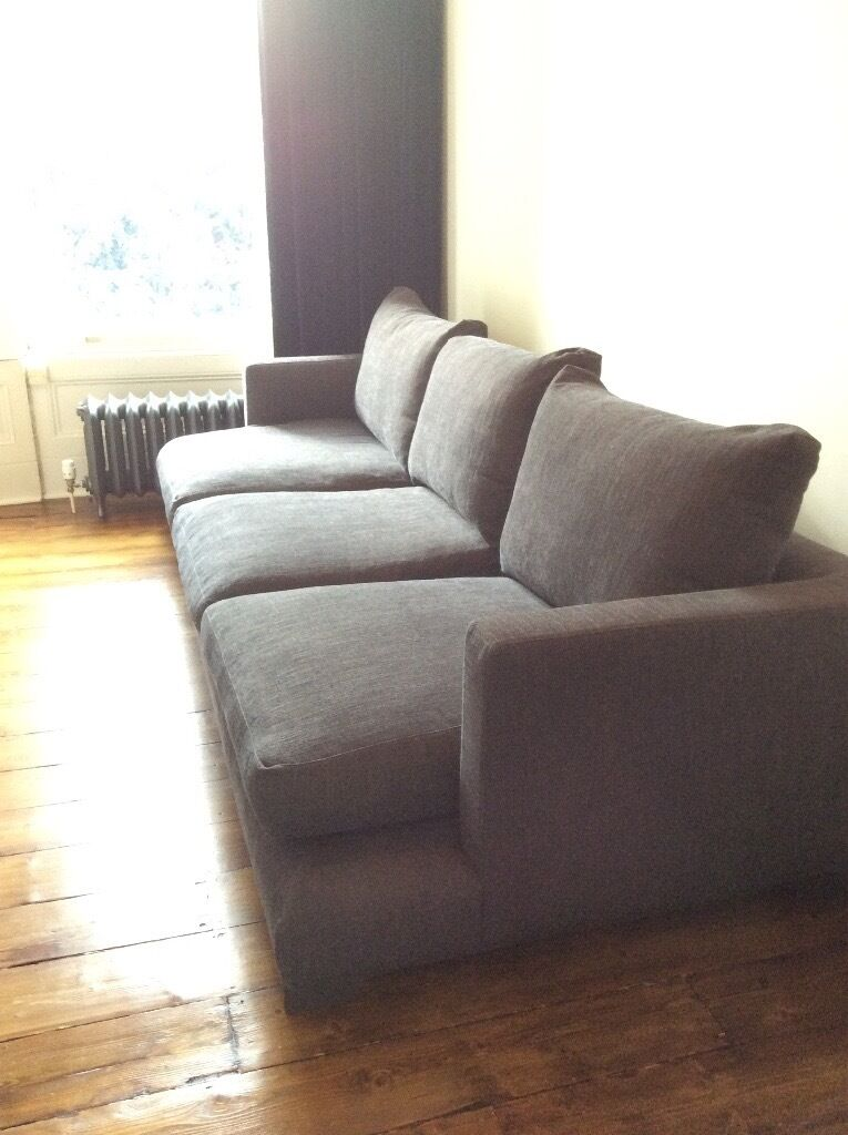 Sofa - Designer like new