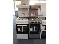 gas cooker with eye level grill new graded 12 months gtee rrp £379 only £270