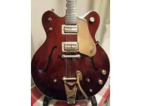 1966 Gretsch Chet Atkins Country Gentleman Original Guitar with new Gretsch Hard Shell Case