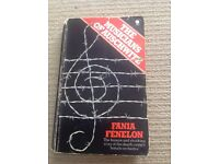 The Musicians of Auschwitz by Fania Fenelon. Paperback 1977