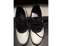 NEW NEVER WORN US Kids Golf shoes
