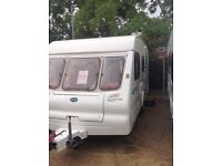 Bailey ranger 470/4 2002 4 berth