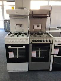 gas cooker high level grill new/graded 12 months gtee RRP £379 only £270