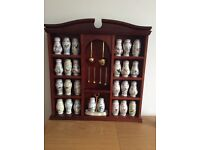 Collectable spice rack