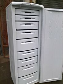hot point freezer....tall Mint free delivery
