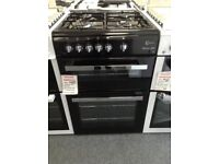 Flavel Milano G60 black cooker. £329 new/graded 12 month Gtee