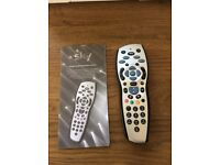 Sky + remote control - practically brand new